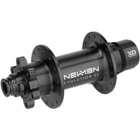 NEWMEN MTB SL Hinterradnabe 12x157mm J-Bend 6-Bolt SRAM XD black anodized/grey